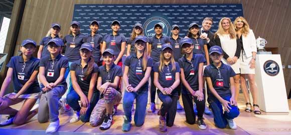 Longines Replica Watches Future Tennis Aces