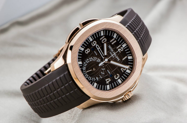 Brown Dials Quality Patek Philippe Aquanaut Replica Watches