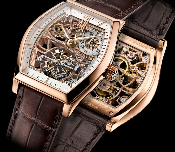 Pink Gold Case Replica Vacheron Constantin Malte Watches For Sale Only 100$
