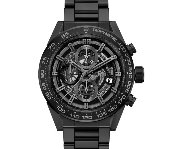 The Latest Replica Watches Recommendation 2017 – Miraculous TAG Heuer Carrera Heuer-01 Fake Watches