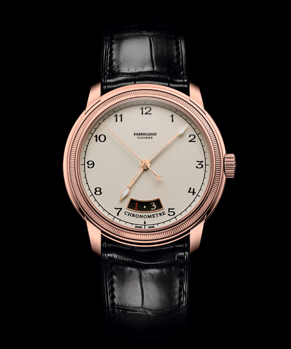 pink gold replica Parmigiani Toric copy watches