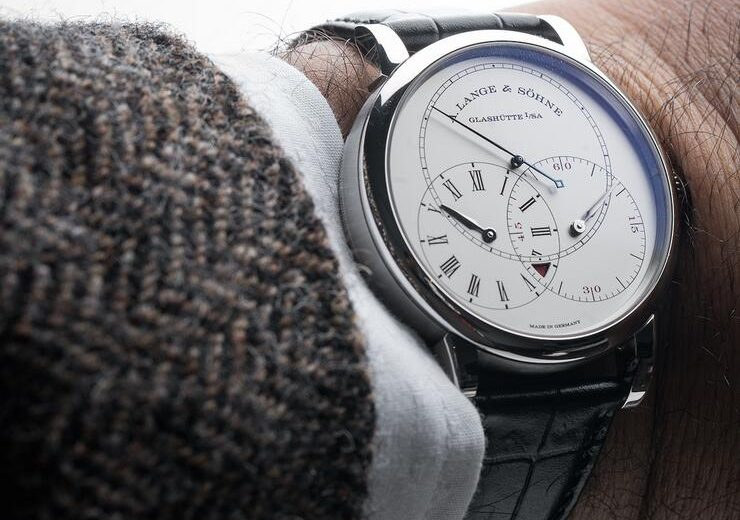 Why Not Select Noble A. Lange & Söhne Richard Lange Jumping Seconds Fake Watches With Platinum Cases In Formal Occasion?