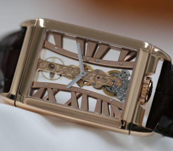 Review About Unique Fake Corum Golden Bridge Rectangle Watches With Silver Hands