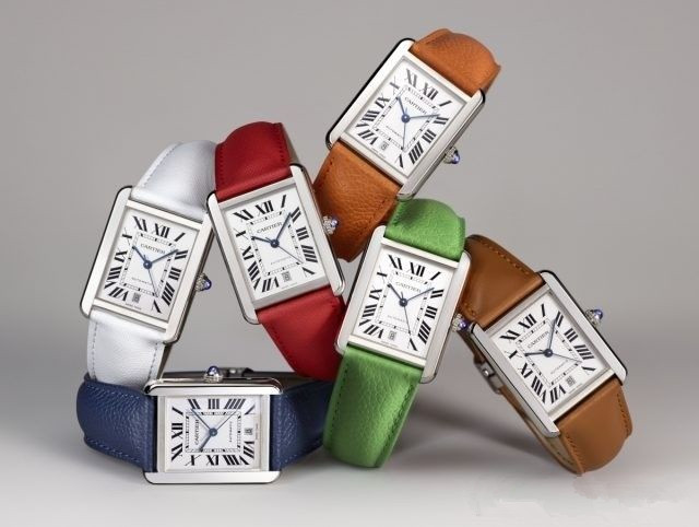 History And Features Of Cartier Tank Replica Watches
