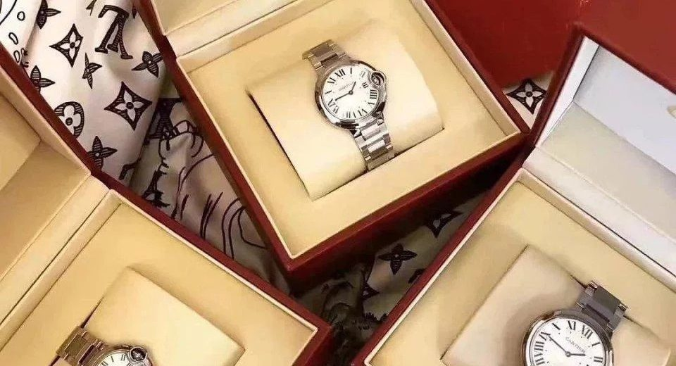 Why Steel Cases Ballon Bleu De Cartier Fake Watches Are So Popular?