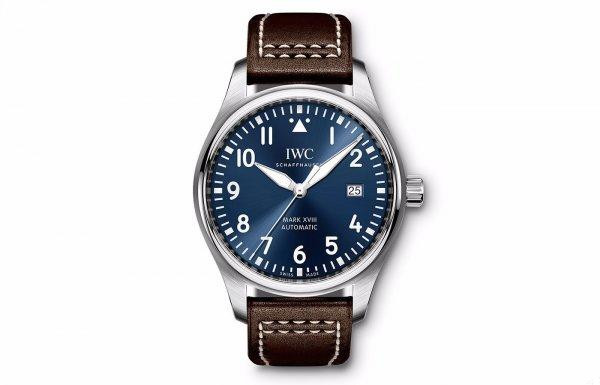Blue typed Pilot series fake watches are best timepieces.
