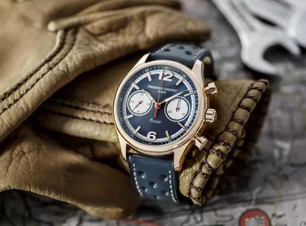 UK Limited Frederique Constant Vintage Rally Replica Watches Online