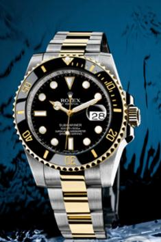 Rolex copy watches with black dials are discount.
