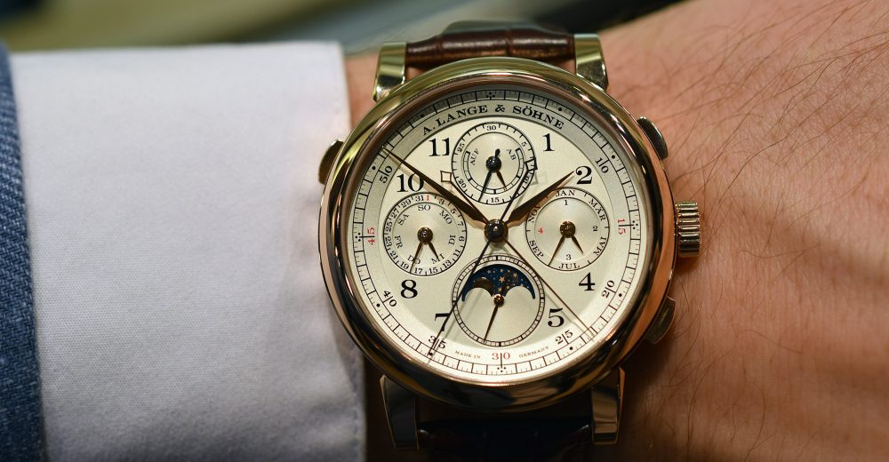 Elaborate Replica A. Lange & Söhne 1815 Rattrapante Perpetual Calendar Watches UK Are Worth For You