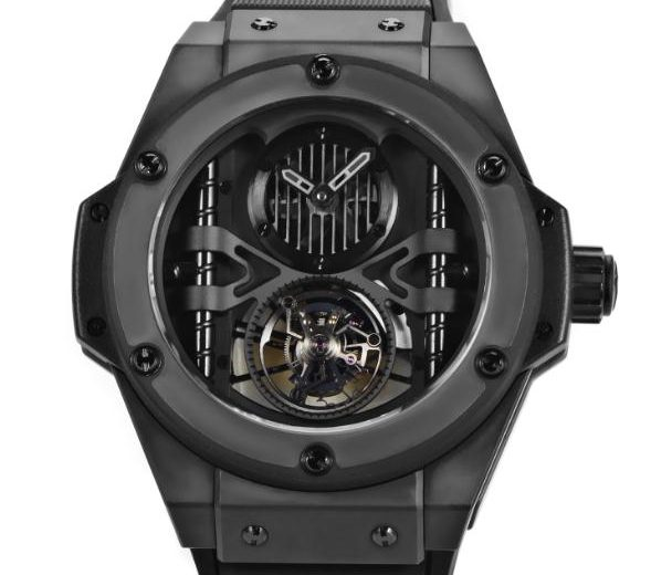 UK Cool Fake Hublot King Power 705.CI.0007.RX Watches For Men