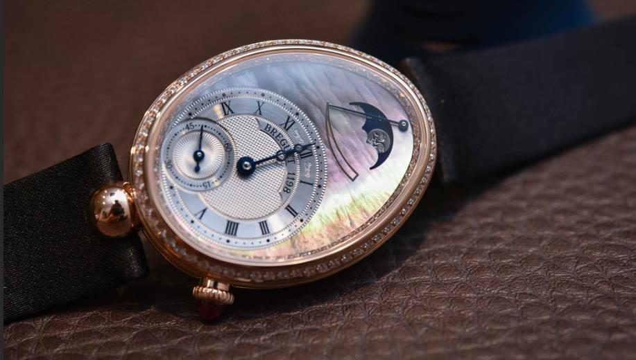 UK Fantastic Replica Breguet Reine De Naples 8908BR Watches For Females