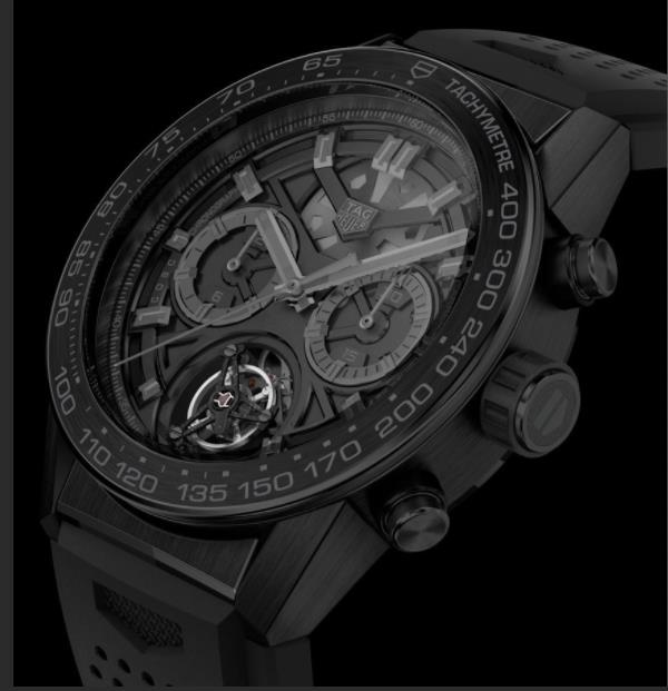 The cool copy watches have tourbillons.