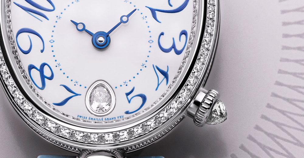 UK Beautiful Replica Breguet Reine De Naples 8918 Watches Tailor Made For Females