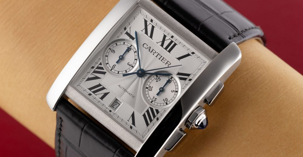 Hands-on Luxury Cartier Tank Replica Watch Collection UK