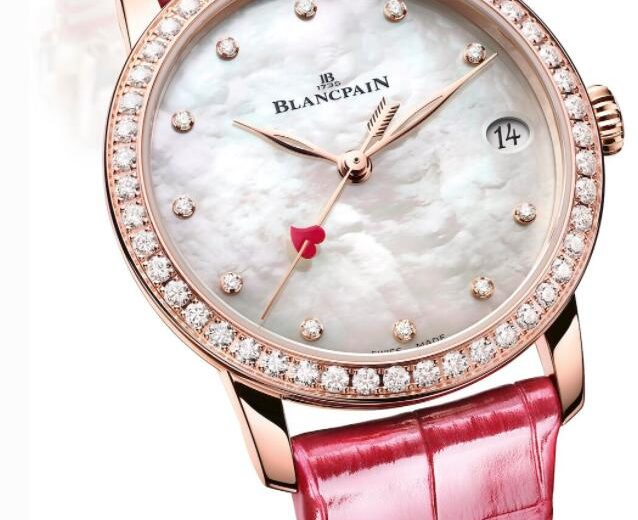 NEWS: Presenting The UK Best Replica Blancpain Villeret Women Date 21ST Valentine's Day