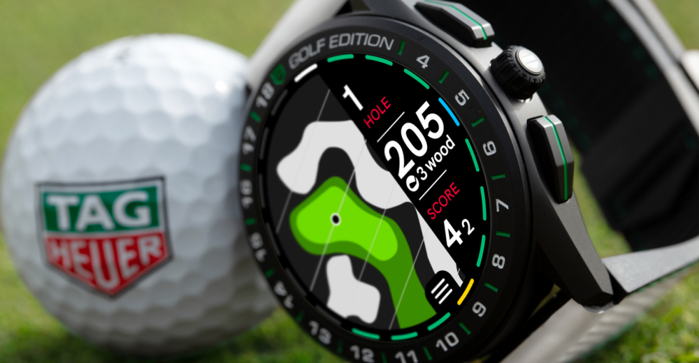 UK Swiss Movement Replica TAG Heuer's Connected smartwatch gets a wellness refresh