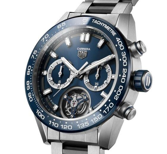 Swiss Made UK Fake TAG Heuer Carrera Heuer 02T Watches Online