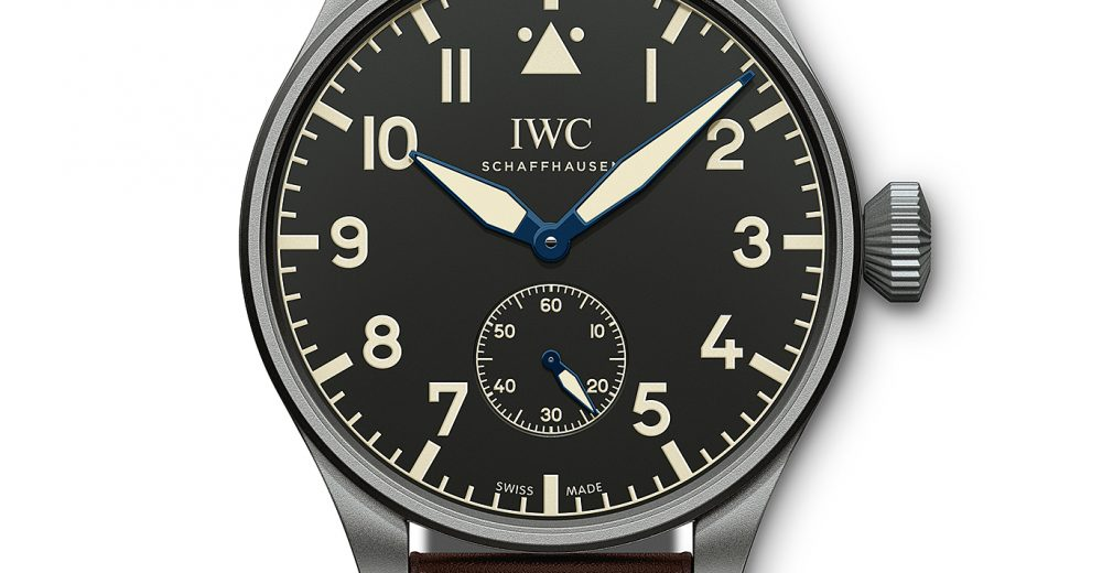 Flying Ace: Tracing the History of the Luxury UK Fake IWC Big Pilot's Watch