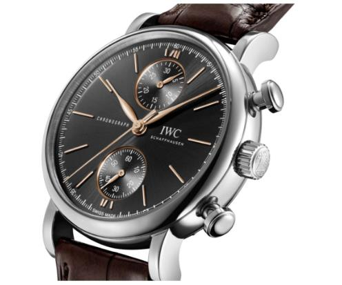 AAA High-quality UK Sale Fake IWC Welcomes New Chronographs To Portofino Collection